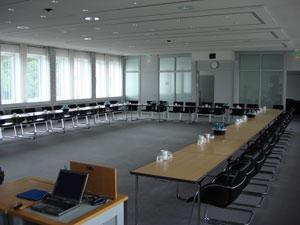 Konferentechnik bei der Wintershall AG